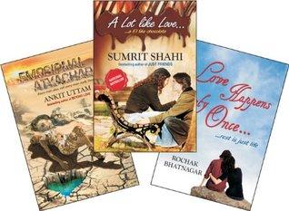 GP Combo (Set of 3 Bestselling Fiction)