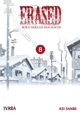 Erased - Boku Dake ga Inai Machi, tomo 8(Erased 8)