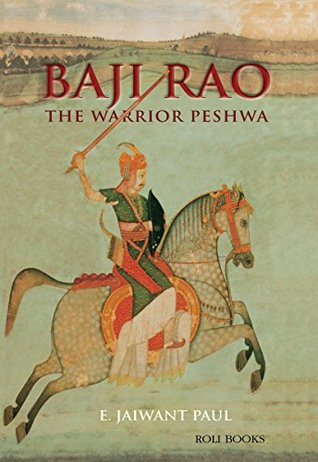 Baji Rao by Jaiwant E Paul