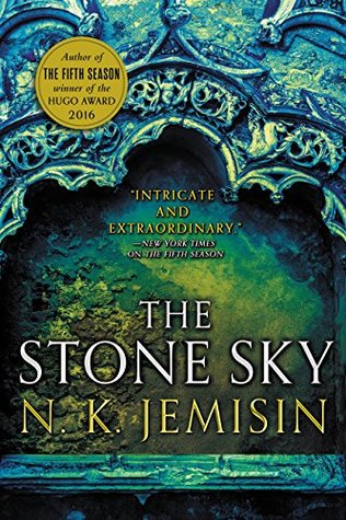 Goodreads | The Stone Sky (The Broken Earth, #3)