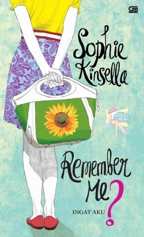 remember me sophie kinsella Buy the paperback book remember me by sophie kinsella at indigoca,  canada's largest bookstore + get free shipping on fiction and.