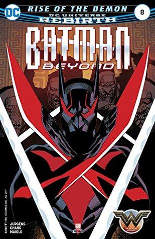 Batman Beyond (2016-) #8
