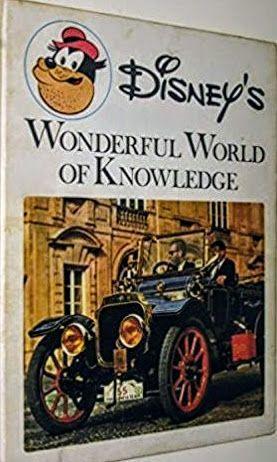 Transportation (Disney's Wonderful World of Knowledge #4)