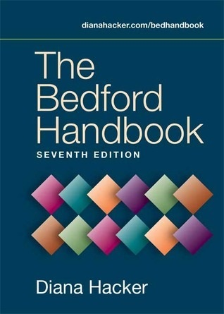 The Bedford Handbook [with 12 Plays & Shakespeare's Merchant of Venice]