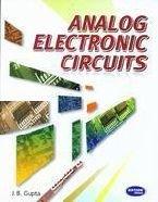 Analog Electronic Circuits