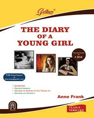 Golden the Diary of a Young Girl