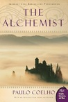 Book cover for The Alchemist