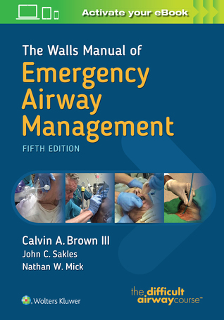 the-walls-manual-of-emergency-airway-management