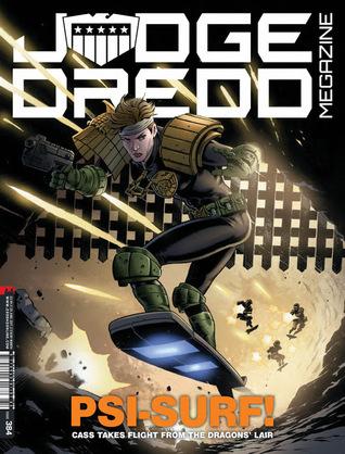 Judge Dredd Megazine 384 (Judge Dredd Megazine, #384)
