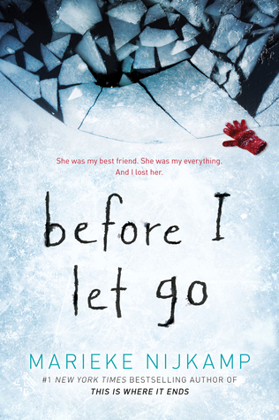 Before I Let Go – Marieke Nijkam