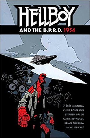 Hellboy and the B.P.R.D., Vol. 3: 1954