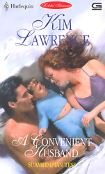A Convenient Husband - Suami Impian Tess by Kim Lawrence