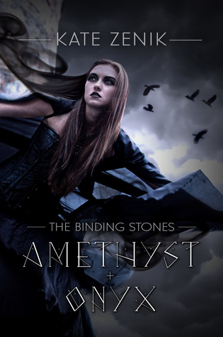 The Binding Stones, Amethyst and Onyx, Bk. 1