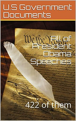 All of President Obama Speeches: 422 of them