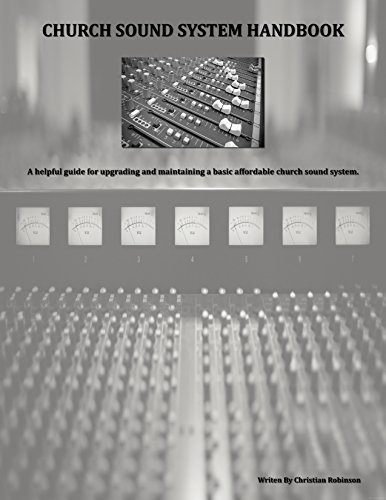 Church Sound System Handbook