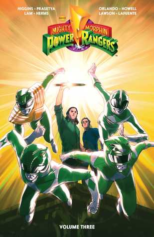 Mighty Morphin Power Rangers, Vol. 3