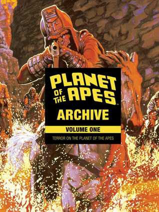 Planet of the Apes Archive, Vol. 1: Terror on the Planet of the Apes