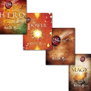 Rhonda Byrne 4 Books Bundle Collection