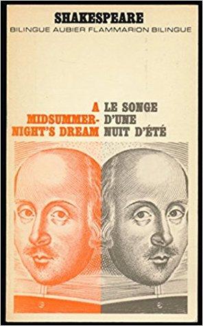 Le Songe d'une nuit d'été - A midsummer-night's dream