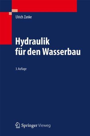 Hydraulik für den Wasserbau