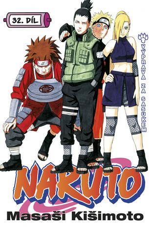 Naruto 32: Výprava za Sasukem (Naruto, #32)
