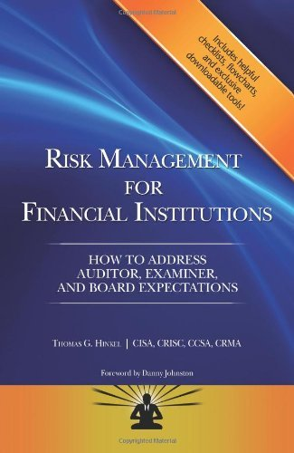 Risk Management for Financial Institutions