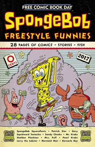 Spongebob Freestyle Funnies (FCBD 2017)