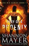 Fury of a Phoenix by Shannon Mayer
