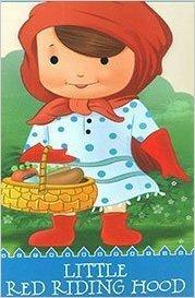 Little Red Riding Hood: Cutout Story Book