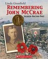 Remembering John McCrae by Linda Granfield
