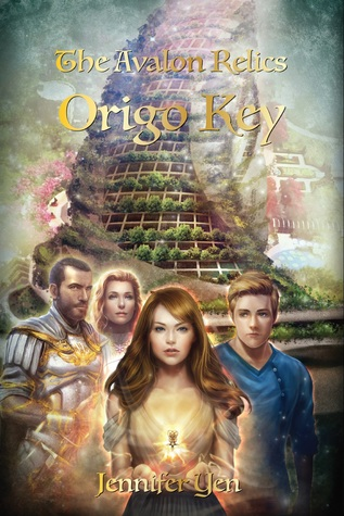 The Avalon Relics: Origo Key (Book 2)