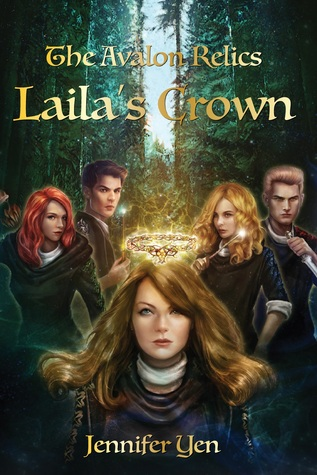 The Avalon Relics: Laila's Crown (Book 3)