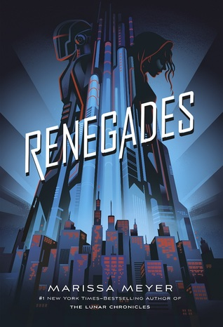Win a SIGNED copy of Renegades