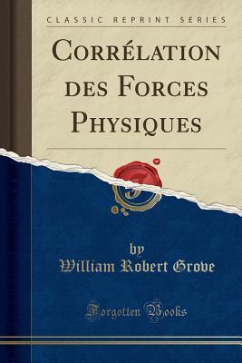 Corr�lation Des Forces Physiques