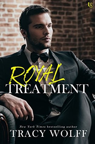Royal Treatment (His Royal Hotness, #2)