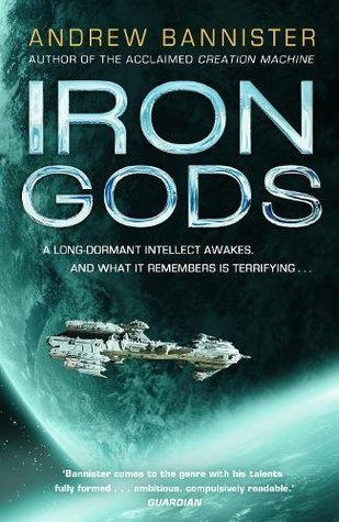 Iron Gods (The Spin Trilogy #2)
