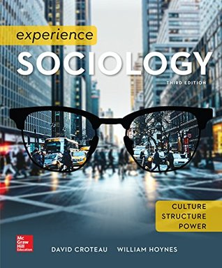 Experience sociology by david croteau fandeluxe Gallery