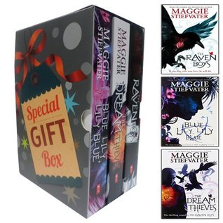 The Raven Cycle Series 3 Books Bundle - Special Gift Box