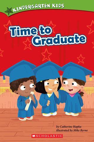 Kindergarten Kids Time to Graduate