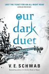 Book cover for Our Dark Duet (Monsters of Verity, #2)