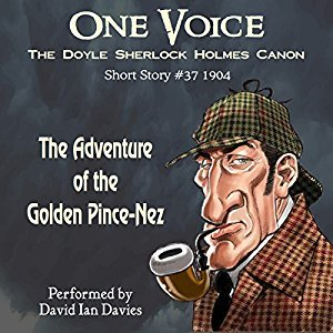 The Adventure of the Golden Pince-Nez