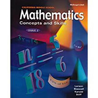 Mathematics: Concepts and Skills Course 2
