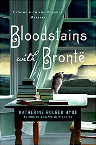 Bloodstains with Bronte (Crime with the Classics #2)