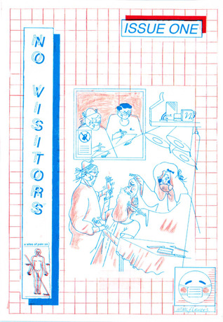 No Visitors Issue 1
