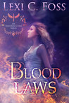 Blood Laws (Immortal Curse, #1)