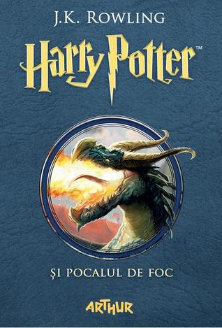 Harry Potter și Pocalul de Foc (Harry Potter, #4)