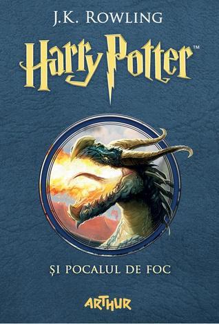 Harry Potter și Pocalul de Foc (Harry Potter, #4)