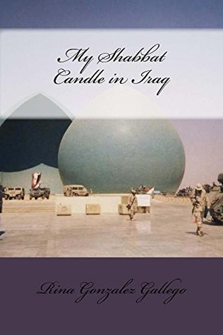 My Shabbat Candle in Iraq
