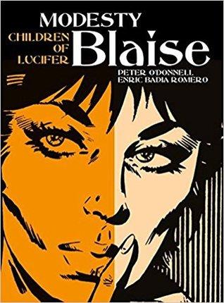 The Children of Lucifer (Modesty Blaise Graphic Novel Titan #29)