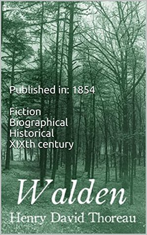 Walden (new edition with annotated)